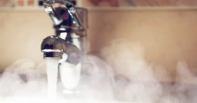Maintaining Hot Water System
