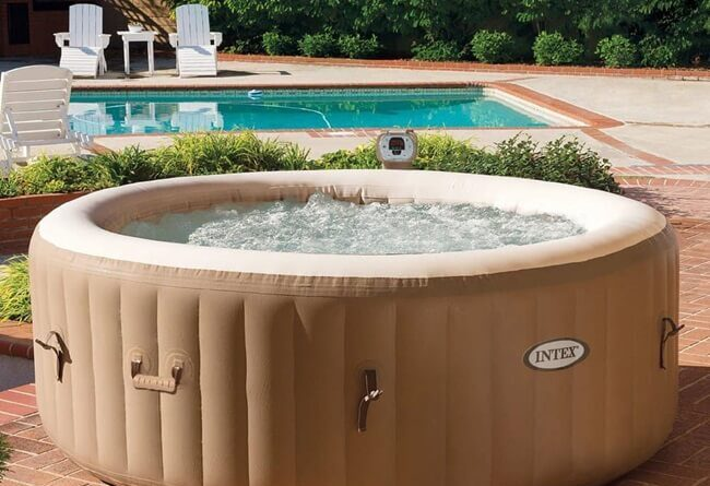 Reasons Why You Should Purchase An Inflatable Hot Tub